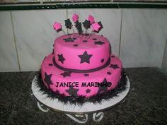 decoração de festas de quinze anos preto e rosa - Pesquisa Google