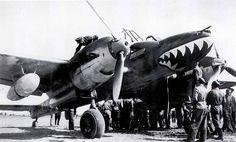 Messerschmitt Bf 110E Zerstorer II./ZG76 1941