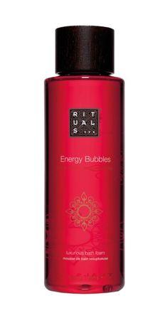 Rituals Energy Bubbles Cream Bath i gruppen Hudpleie / Kroppspleie / Bad og dusjkrem hos Bangerhead.no (B009528)