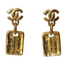 hanna marin chanel-vintage-31-rue-cambon-earrings-