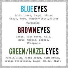 These are the perfect Younique pigments for your eye color! Totally customizable to your makeup style. I love these eye shadows!