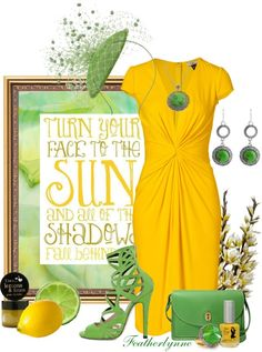 """In the Limelight"" by featherlynne ❤ liked on Polyvore"