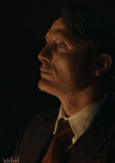 Hannibal Lecter by ~jessixo on deviantART