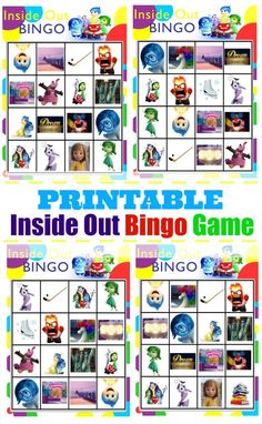 inside out emotion chart - Google Search