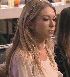 The Look: Stassi Schroeder's White Dress & Crystal Headband | Big Blonde Hair : Big Blonde Hair DETAILS: http://www.bigblondehair.com/reality-tv/look-stassi-schroeders-white-dress-crystal-headband/
