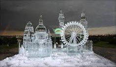 esculturas de hielo en japon - Buscar con Google