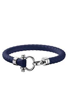 OMEGA Watches: Fine Jewellery - Omega Aqua Bracelets - B34STA050900X