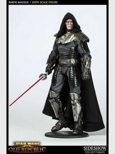 Star Wars The Old Republic - Darth Malgus Sixth Scale Figur 31 cm