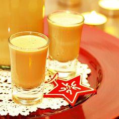 Pyszny likier karmelowo-kawowy z wanilią