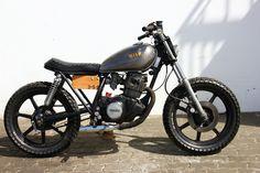 Yamaha SR 250 by Lab Bikes