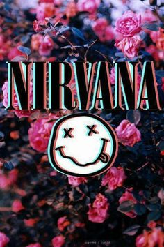 Various pins collected of Nirvana, Kurt Cobain, and the grunge scene around the band in the late 80's - early 90's.