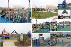 Seven Presidents in Long Branch- Enjoy the playground and then travel the path to the shore, great place to take the kids.