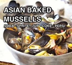 1000+ ideas about Baked Mussels on Pinterest | Mussels, Mussel Recipes ...
