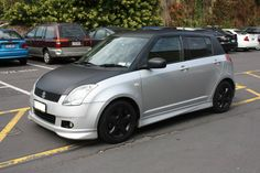 [Wrap] Suzuki Swift - Automotive - Gallery - Car Folie