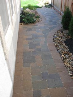 Belgard Paver Walkways » SBI Materials