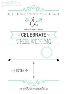 blank-DIY-wedding-invitation-template-upcycledtreasures