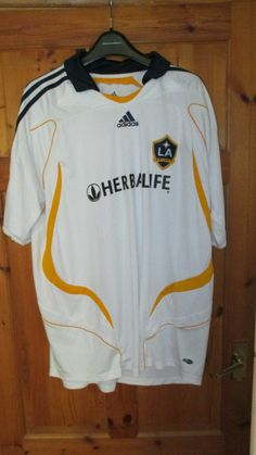 I m selling Adidas LA Galaxy Home shirt - Beckham 23 on reverse - £ b064bb664