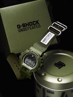 G-SHOCK x Undefeated