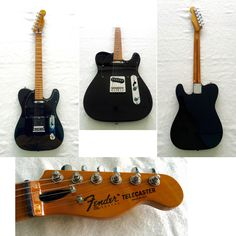 Telecaster standart [custom]  Body. : Alder Neck. : Maple trussrod  Pickup : Korean SS  Tuner.   : Straight korean   IDR : 1,350K   #guitar #music #fender