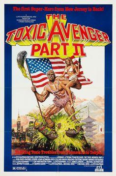 The Toxic Avenger, Part II (1989)