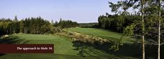 Salish Cliffs Golf Club :: An impressive golf amenity of Little Creek Casino Resort -