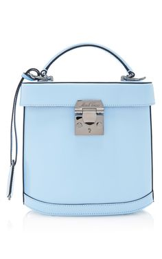 Mark Cross Benchley Leather Shoulder Bag