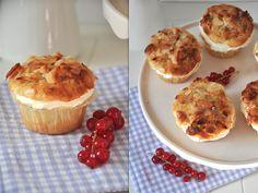 Krümelkreationen: Frühlingshafte Bienenstich-Muffins
