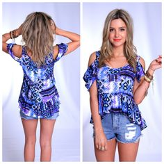 Forbidden Tribe Top by Madison Square $45.00  www.hexeffex.com.au