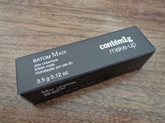 Ammando Maquiagem: Comprei e Amei o Batom Savana Matte da Contém 1g