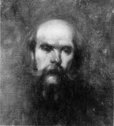 Eugene Carriere circa 1891