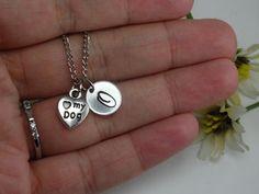 Paw Love Pet Necklace Pet Lover Pet Jewelry Dog Necklace Best Friend Jewelry Dog Cat Pet Lover Pet Tag Custom Paw Necklace Custom Pet