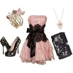 E' tempo di cerimonie; ecco delle idee Outfits!