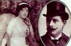 Sir Cosmo & Lady Lucille Duff Gordon