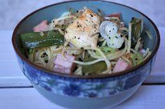 Nudle ze Singapuru. Ochutnejte exotické jídlo, které i VY připravíte do deseti minut. #asiechutna