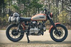 Looking to build an old Ducati that would rival the current day Triumph Scrambler is no easy task, but Tony Prust is no stranger to difficult builds. As th