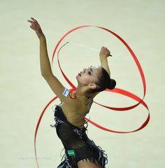 Margarita Mamun (Russia) won gold in all-around at World Cup (Kazan) 2016