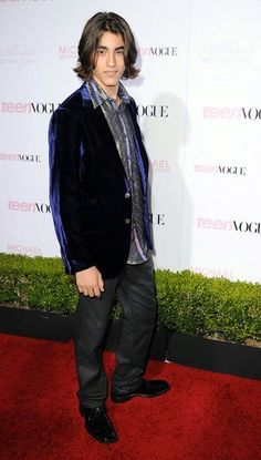 Blake Michael from Dog with a Blog and Lemonade Mouth.