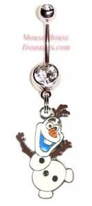Custom made authentic Disney Character double sided charm dangles from a double gem curved barbell belly ring. Belly ring is 14 Gage, curved barbell crafted in stainless steel with an clear stone ball at the bottom and a clear top stone ball Belly Piercings, Belly Button Piercing, Piercing Ring, Piercing Ideas, Cute Jewelry, Body Jewelry, Belly Rings, Belly Button Rings, Belly Bars