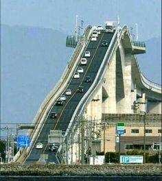 Small bridge in Japan