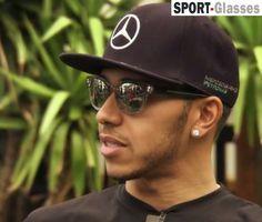 aa11373905 Sports glasses · Lewis Hamilton wears Dior Sunglasses at the 2015  Australian GP Australian Grand Prix