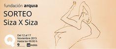 Hoy gracias a la Fundación Caja de Arquitectos realizamos un nuevo sorteo en veredes, en esta ocasión nuestros lectores podrán optar a dos entradas para disfrutar del acto de presentación pública de la publicación Siza X Siza que tendrá lugar el próximo 20 de noviembre de 2015 a las 19.30 en la Real Academia de Bellas Artes de San Fernando en Madrid (España). El plazo para participar en el sorteo es desde hoy jueves 12 de noviembre hasta el martes 17 de noviembre a las 00:00 horas.