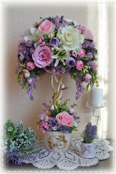 топиарий Easy Diy Mother's Day Gifts, Diy Mothers Day Gifts, Mother's Day Diy, Beautiful Flower Arrangements, Floral Arrangements, Beautiful Flowers, Silk Flowers, Paper Flowers, Flora Design