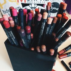 ✨MAC Lip Pencils & Storage✨