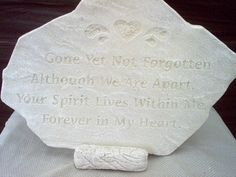 Gone yet not forgotten