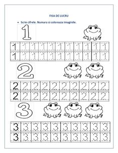 1 den 9 a Kadar Çizgi Çalışmaları Sayfası - Okul Öncesi Etkinlik Faliyetl. Preschool Number Worksheets, Numbers Preschool, Writing Worksheets, Math Numbers, Preschool Learning, Kindergarten Worksheets, Worksheets For Kids, Preschool Activities, Math For Kids