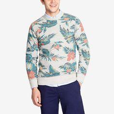 Floral Sweatshirt   Bonobos