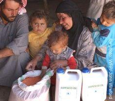 敘利亞局勢持續動盪,專家憂慮當地民眾未來數月將因糧價飆升、戰事中斷物資供應線、財困緊縮補貼、進口困難等因素,加劇糧食供應問題。