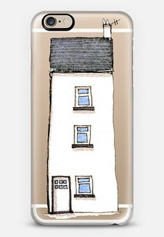 White Cottage iPhone 6 case by Nic Squirrell | Casetify