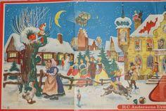 Et smukt eksempel på en julekalender.