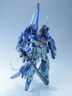 GUNDAM GUY: HG 1/144 Lightning Gundam - Customized Build